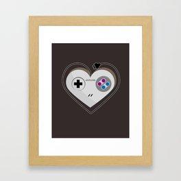 A Classic Love V.2 Framed Art Print