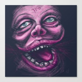 Maldoror Canvas Print