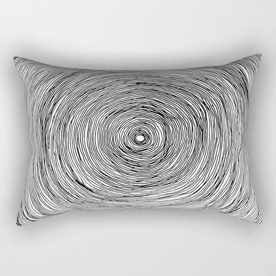 DARK MATTER Rectangular Pillow