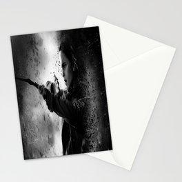 Hermione dark Stationery Cards