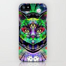 Kitteh iPhone Case