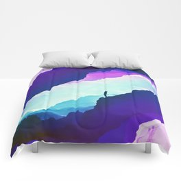 Violet dream of Isolation Comforters