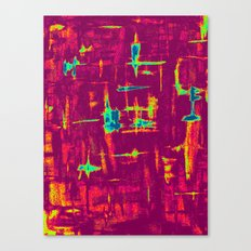 Psychedelic 2 Canvas Print