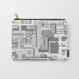 Gamers Have Hearts - Classic Safari Carry-All Pouch