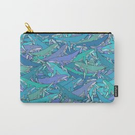 Whale Mix Carry-All Pouch