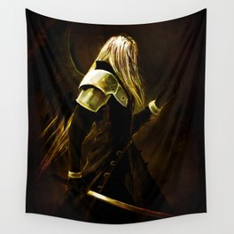 One Winged Angel Wall Tapestry