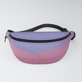 Beach house pink Fanny Pack