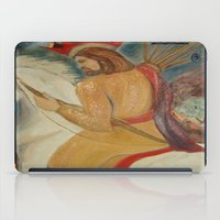 christ iPad Cases featuring Christ Triumphant by Neo Art Zone