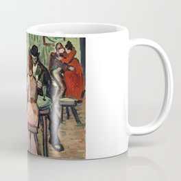 The Brothel  by Vincent Van Gogh. European finest art. Coffee Mug