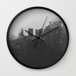 reflections V Wall Clock