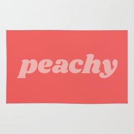 peachy Rug