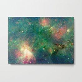M17 Nebula Metal Print