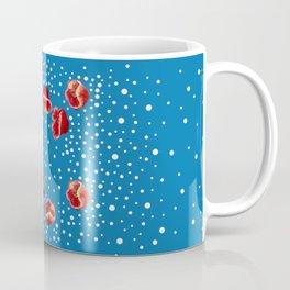 Multiple Poppies Coffee Mug