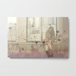 Lisa Marie Basile, No. 102 Metal Print