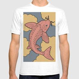 Kingyo - goldfish T-shirt