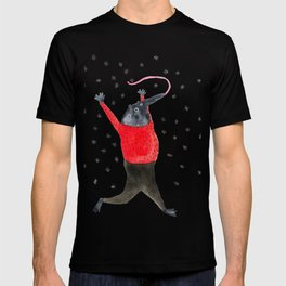 He Dreams of Ants T-shirt