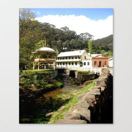 Stringers Creek - Walhalla - Australia Canvas Print