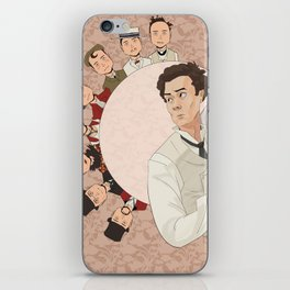 Whack-A-D'Ysquith  iPhone Skin
