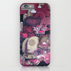 Dont Worry - Party Hard (Pink) Close Up Slim Case iPhone 6s
