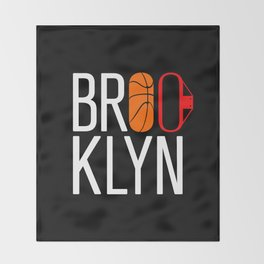 Brooklyn Throw Blanket