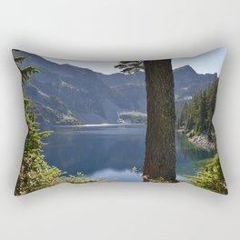 Alpine Paradise Rectangular Pillow