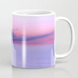 Sunset Indigo Mood Coffee Mug