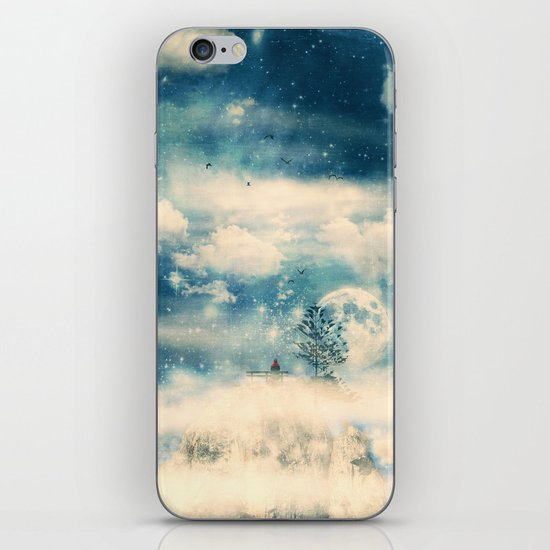 I know a place... iPhone & iPod Skin