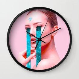 Lustful Mistress Wall Clock