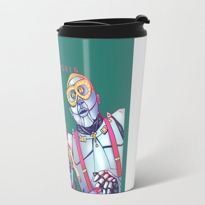News of the Winslows Travel Mug