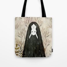 under the mask Tote Bag