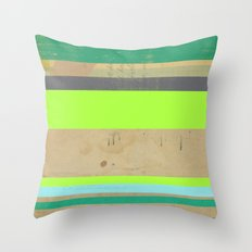Neon Feeling Throw Pillow