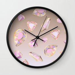 Magic, Postcard, Jewelry Wall Clock