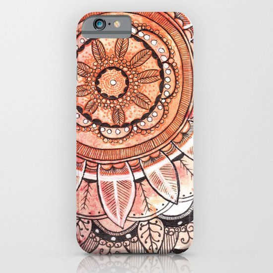 Inner Peace iPhone & iPod Case