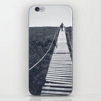 adventure iPhone & iPod Skins featuring Adventure by Light Wanderer