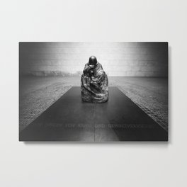 No more War Metal Print