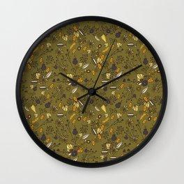 Mori girl one Wall Clock