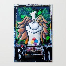 Spray Can Canvas Print