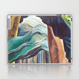 Emily Carr Forest British Columbia Painting Laptop & iPad Skin