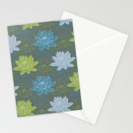 Luscious Lillies Stationery Cards