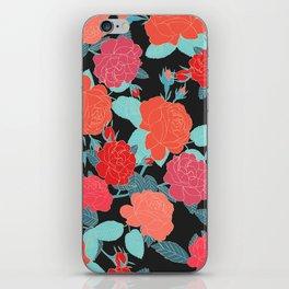 Rose Garden - Dark iPhone Skin
