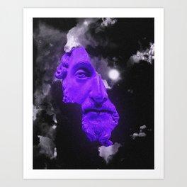 Éveil II Art Print