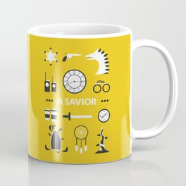 OUAT - A Savior Coffee Mug