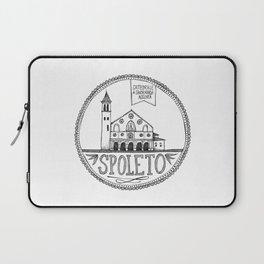 Cattedrale di Santa Maria Assunta, Spoleto Laptop Sleeve