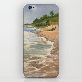 Lake Michigan Summer iPhone Skin