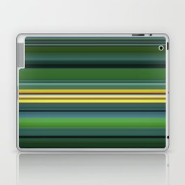 The Yellow Line Laptop & iPad Skin