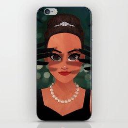 Jane iPhone Skin