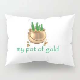 My Pot of Gold Pillow Sham