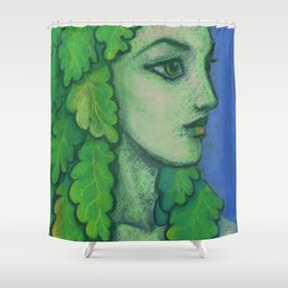 Balanis Shower Curtain