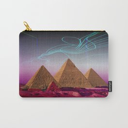 There's something out there Carry-All Pouch