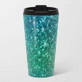 Mermaid Sparkles Travel Mug